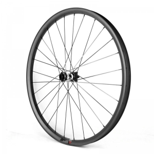 ruota in carbonio per mountain bike